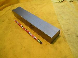 P20 Mold Steel Bar Stock Tool Die Shop Flat P 20 Plate 1 1 4 X 1 7 8 X 9 3 4