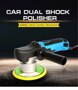 Autocare 680w Electric Car Polisher Dual Action 6 Speed Waxer Buffer Sander 110v