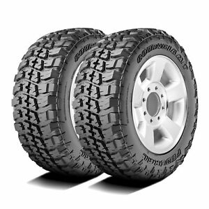 2 New Federal Couragia M T Lt35x12 50r18 123q E 10 Ply Mt Mud Tires