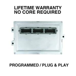Engine Computer Programmed Plug play 2001 Jeep Grand Cherokee 4 0l Pcm Ecm Ecu