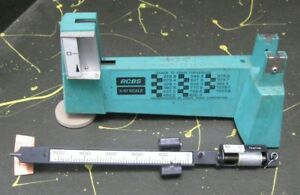RCBS 5-10 reloading scale parts - Ohaus Scale Corp.