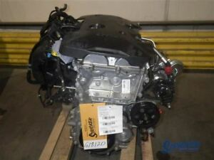 Equinox 2018 Engine Assembly 2 0l Turbo 1044663