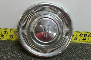 1950s 1960s Oem Oldsmobile Dog Dish Center Hub Cap 9 5 Svm38c