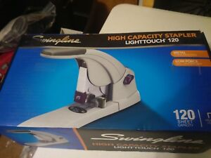 Swingline High Capacity Stapler Lighttouch 120