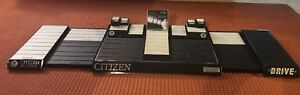 Huge Retail Store Display Fixture Citizen Watch Jewelry Setup
