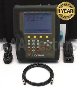 Trilithic 860 Dspi 1 Ghz Multi function Cable Analyzer Catv Meter 860dspi