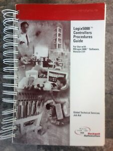 Allen Bradely Rockwell Logix5000 Controllers Procedures Guide For Rslogix 5000