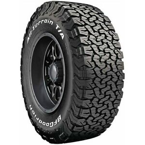 4 New Bfgoodrich All Terrain T A Ko2 Lt315 70r17 121 118s E 10 Ply All Terrain