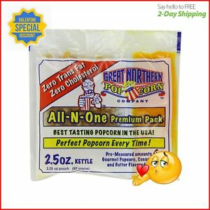 Great Northern Popcorn 2 5 ounce Portion Packs pack Of 24