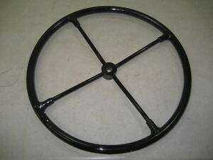John Deere Tractor Model G 60 70 Others 4 Spoke Steering Wheel