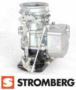 Genuine Stromberg 97 Carburetor New Oe Finish Carb 9510a