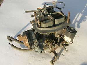 Holley List 9125 2 Barrel Carburetor 1981 Dodge Plymouth Omni Horizon Lebaron