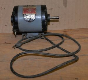 Rockwell 1 2 Hp Reversible Electric Motor Model 60 050 340 Rpm Lathe Shaper Tool