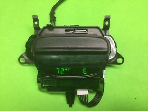 1997 2003 Ford F150 F 150 Overhead Digital Compass Temperature Display Oem