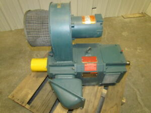 Reliance Electric 01kl511039 hct2 L1342a 20hp 460v Ac Spindle Motor