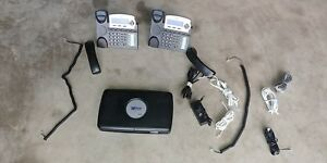 Free Ship Xblue X16 Small Office Phone System 2 Blue X16 Phones Business Server