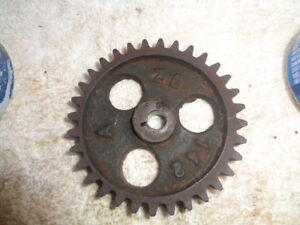 Fairbanks Morse Gear For Headles Z That Fits Sumter Mag For Hit Miss Gas Engine