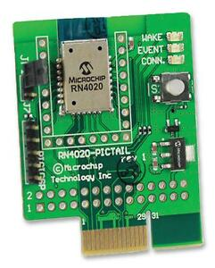 Daughter Board Rn4020 Bluetooth Low Energy Module Usb To Uart Interface Extre