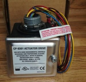 New Schneider Electric Invensys Cp 9301 Actuator Drive