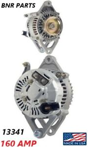 160 Amp 13341 Alternator Jeep Wrangler Tj Dodge High Output Perfomance New Hd