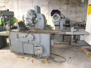 Thule Tph 1000 Surface Grinding Machine T40526