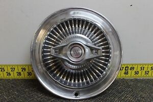 Oem Gm Single Spinner Hub Cap Wheel Cover B 9 1964 Buick 499