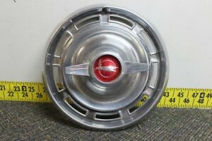 Oem Gm 14 Spinner Hub Cap Wheel Cover 1966 Buick Skylark 488