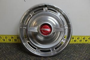 Oem Gm 14 Spinner Hub Cap Wheel Cover 1966 Buick Skylark 486