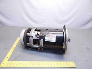Raymond 203 02 4005 Electric Forklift Drive Motor 36 V 5 6 Kw T78771