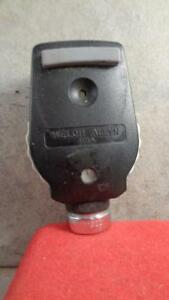 Welch Allyn 11620 Ophthalmoscope Head With Lamp Used