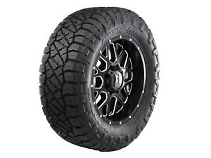 4 Lt 295 60r20 Nitto Ridge Grappler Tires 2956020 295 60 20 10ply 34x11 50