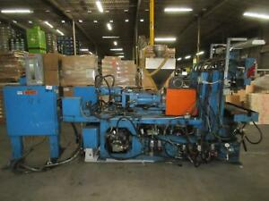 Trueblood A 200 8 Vertical Plastic Injection Moulding Machine 200 Ton T112231