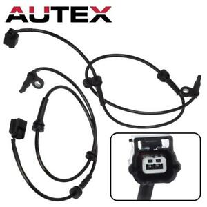 Front Left Right Abs Wheel Speed Sensor 5s12283 For Nissan Murano 3 5l 09 14