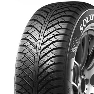 4 New Kumho Solus Ha31 195 65r15 91h A S All Season Tires