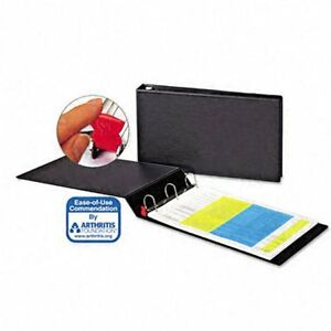 Easy Open 2 inch Slant d Reference Binders