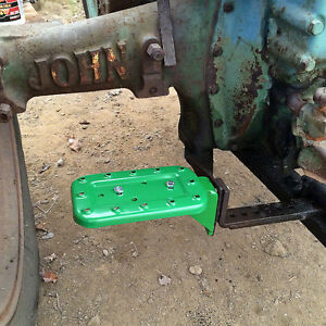 Step Unstyled Early Styled G B A John Deere Jd 3105