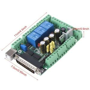 Cnc Breakout Board Stepping Motor Driver