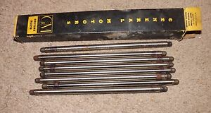 Nos 1961 1965 Chevrolet 409 Hp With Dual Carb Push Rods 3795627 8