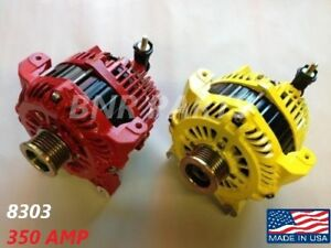 350 Amp 8303pc Alternator Ford Expedition Lincoln Navigator High Output Perform