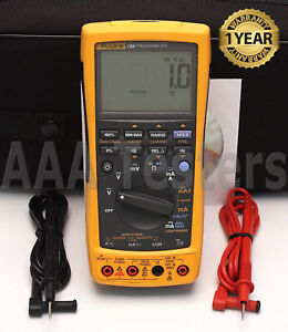 Fluke 789 Processmeter Digital Multimeter Loop Calibrator
