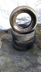 4 Snow Tires Steelbelted Radial 205 60r14 99 Tread