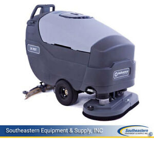 Reconditioned Advance Warrior 34 Rst Floor Scrubber 34 Disk