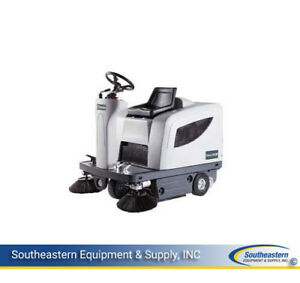 New Advance Terra 4300b Floor Sweeper