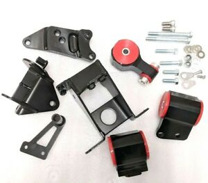 Civic Csx Si Type S K20 06 11 Aluminum Engine Motor Mount With 65a Bushing Kit