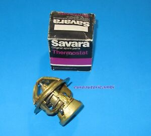 Ferrari 246 Dino Gt Original Savara Full Brass Thermostat Rare New