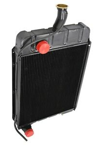 Case Ih Tractor Radiator 930 Comfort King Oem A33459