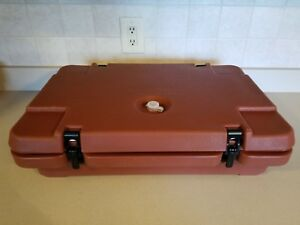 Minty Cambro 125mpc Insulated Food Pan Carrier Holds 24 1 2 X 16 1 4 X 6