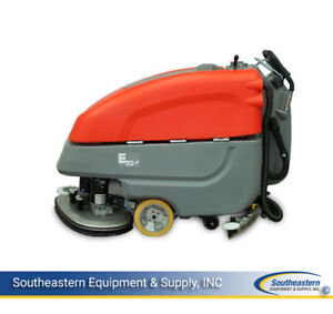 New Minuteman E3030 Disc Automatic Scrubber Quick Pack Agm Batteries