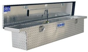 Better Built 70 Aluminum Crossover Crown Series Truck Box Pickup Storage Tool