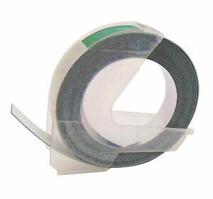 Compatible For Dymo Green Embossing Label Tape A0898160